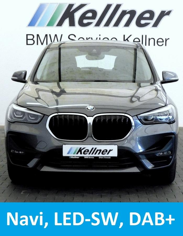 BMW X1 18i Sportsitze ,Navi, LED-SW , Speedlimit info