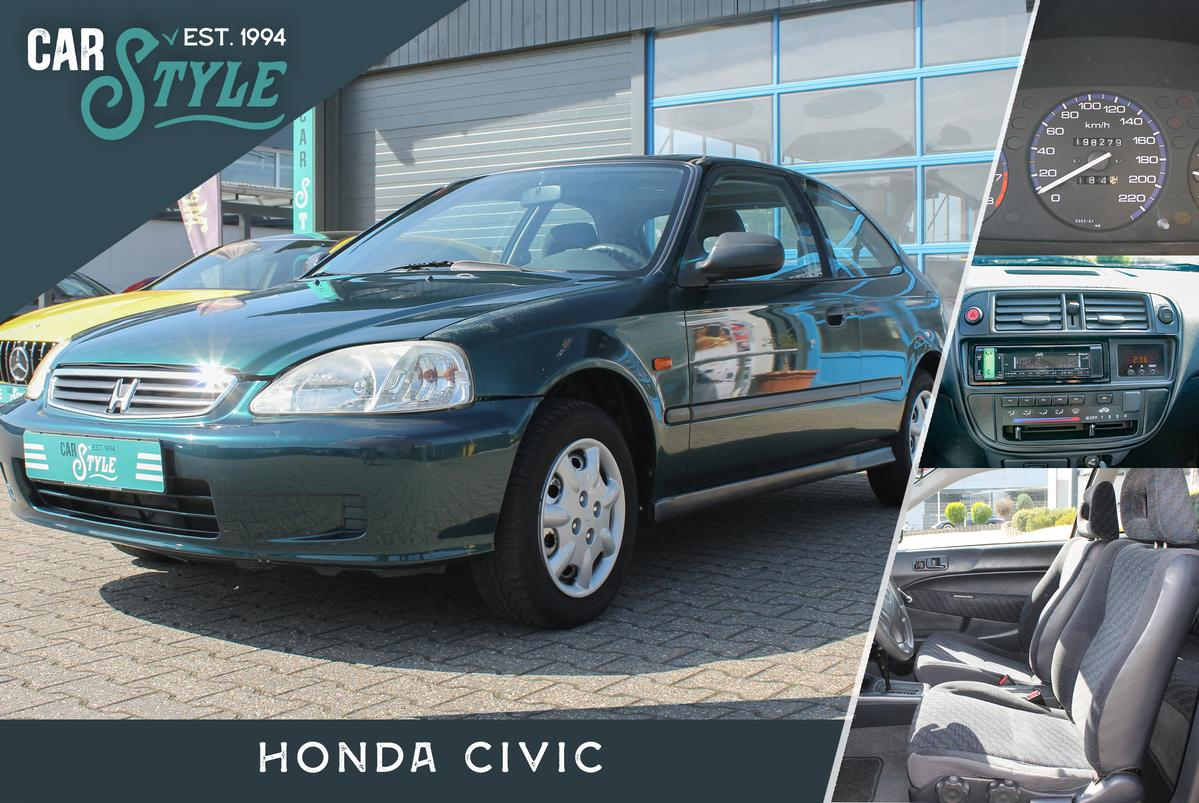 Honda Civic 1.4 Automatik
