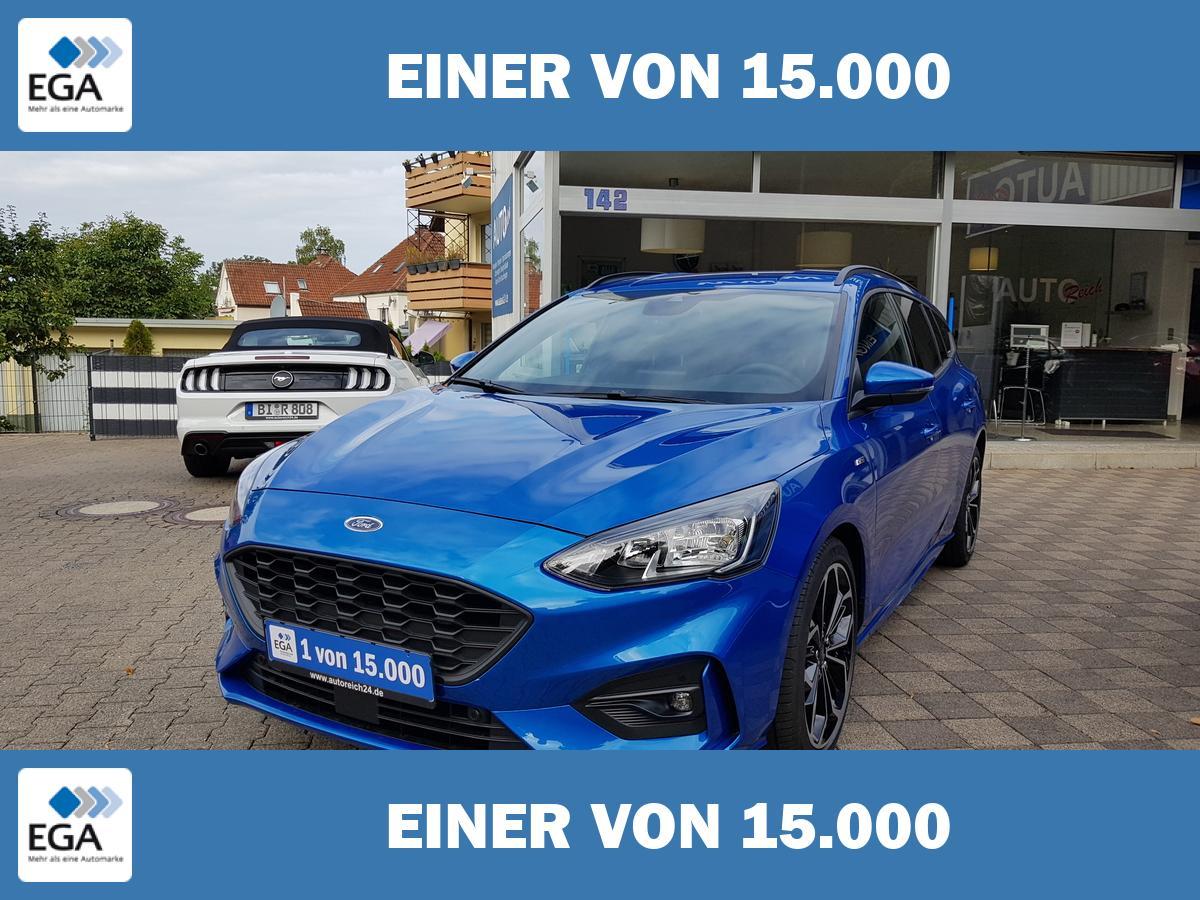 Ford Focus ST Line X 150PS Autom. LED 5 J. Garantie