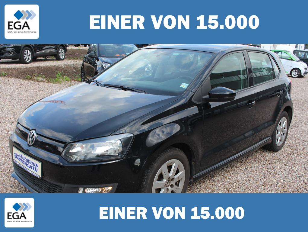 Volkswagen Polo * Klimaanlage * Radio * ZV *Tempomat* BC