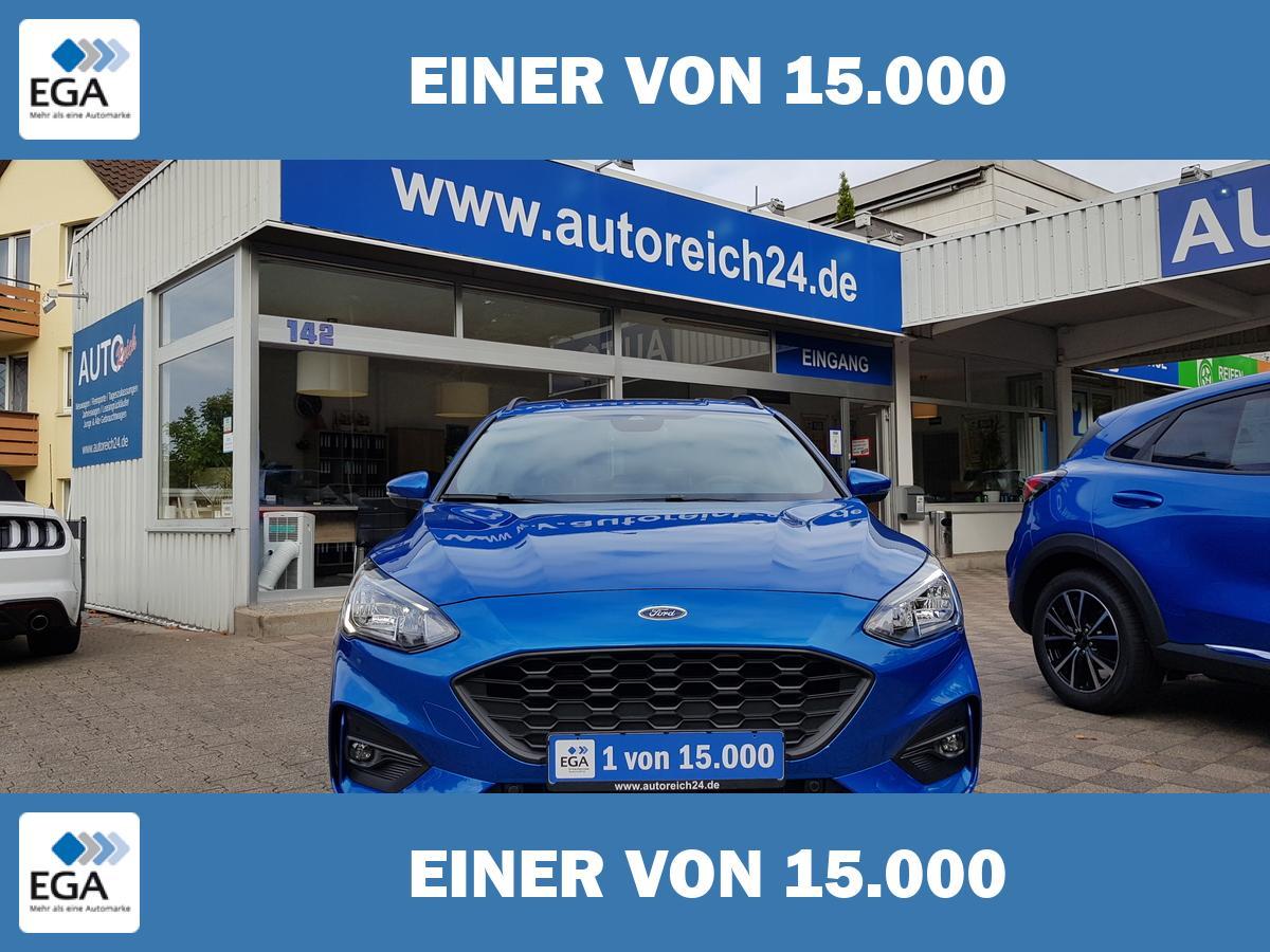 Ford Focus Turnier ST-Line X 125PS MHEV 5 J. Garantie