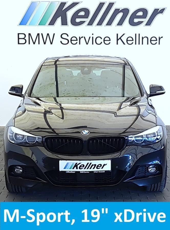 BMW 320 Gran Turismo i xDrive M Sport, Leder, Navi Prof,18 Zoll