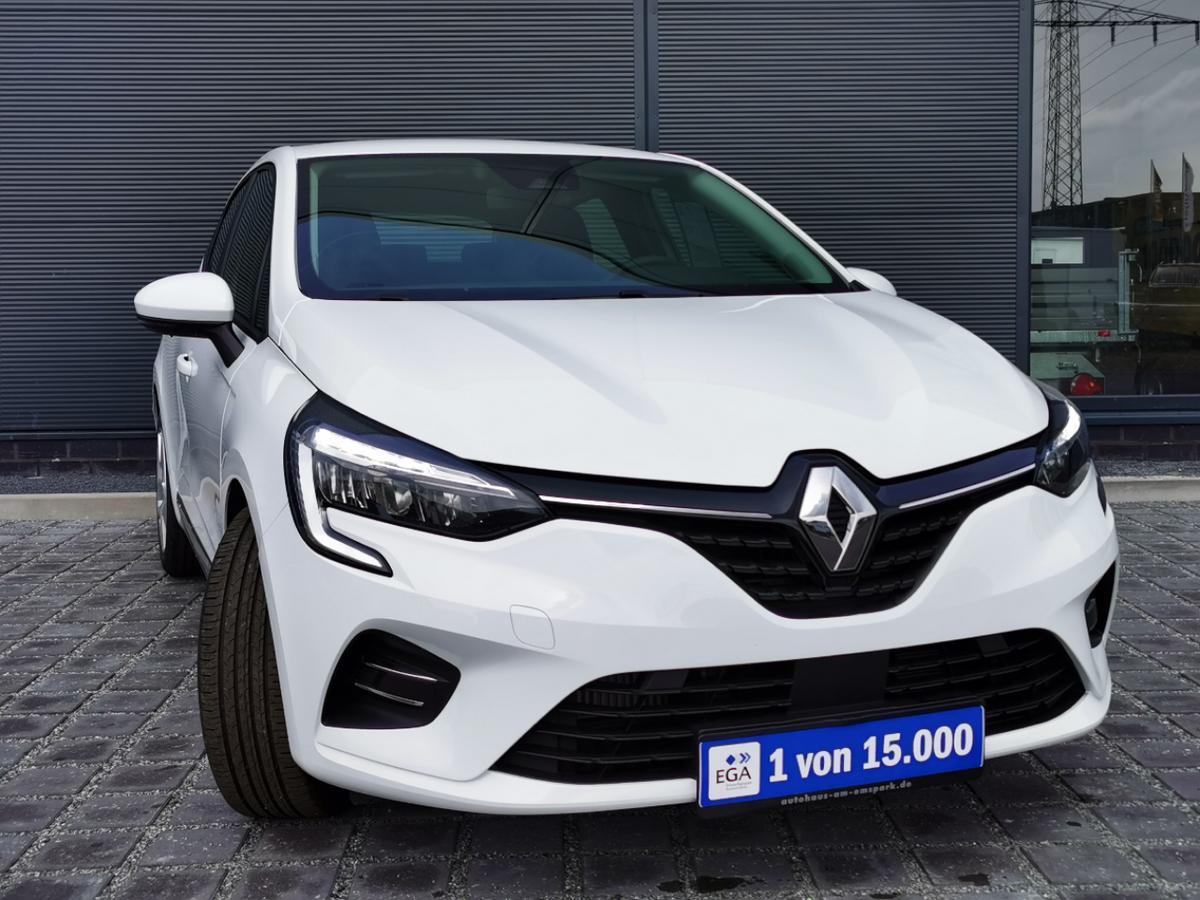 Renault Clio Zen TCE 100, Navi, LED,Tempomat, Klima