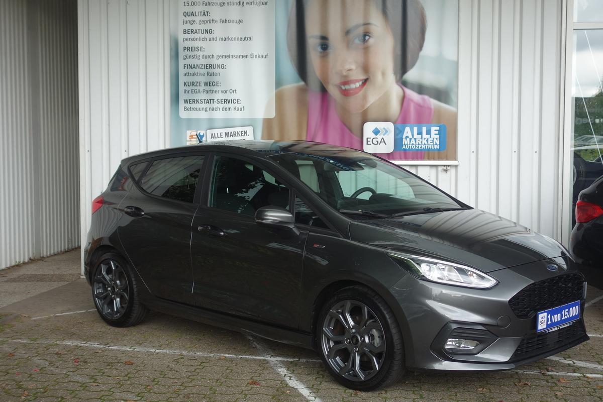 Ford Fiesta 1.0 EB ST-Line KLIMA*PRIVACY*PDC*WINTERPAKET*BTH*LANE