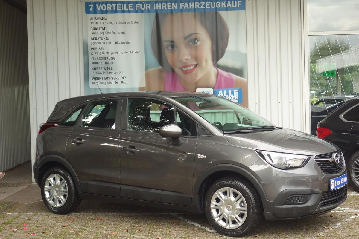Opel Crossland X Edition Plus LANE*PDC*SHZ*LKRHZG*INTELLI 4.0*