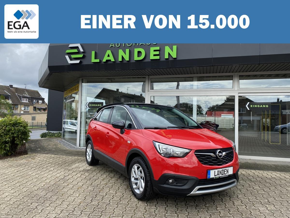 Opel Crossland X 1.2 Innovation (Sitzh.;Alarmanlage;Garantie)