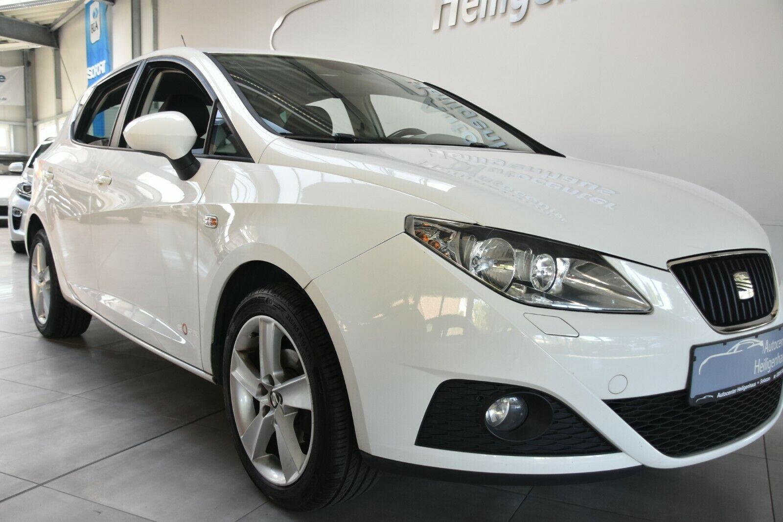 SEAT Ibiza 1.2 Copa Klimaauto Sitzhzg Alufelgen PDC