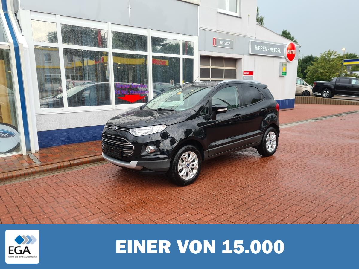 Ford EcoSport EcoBoost TITANIUM,Parkpilot h,Garantie