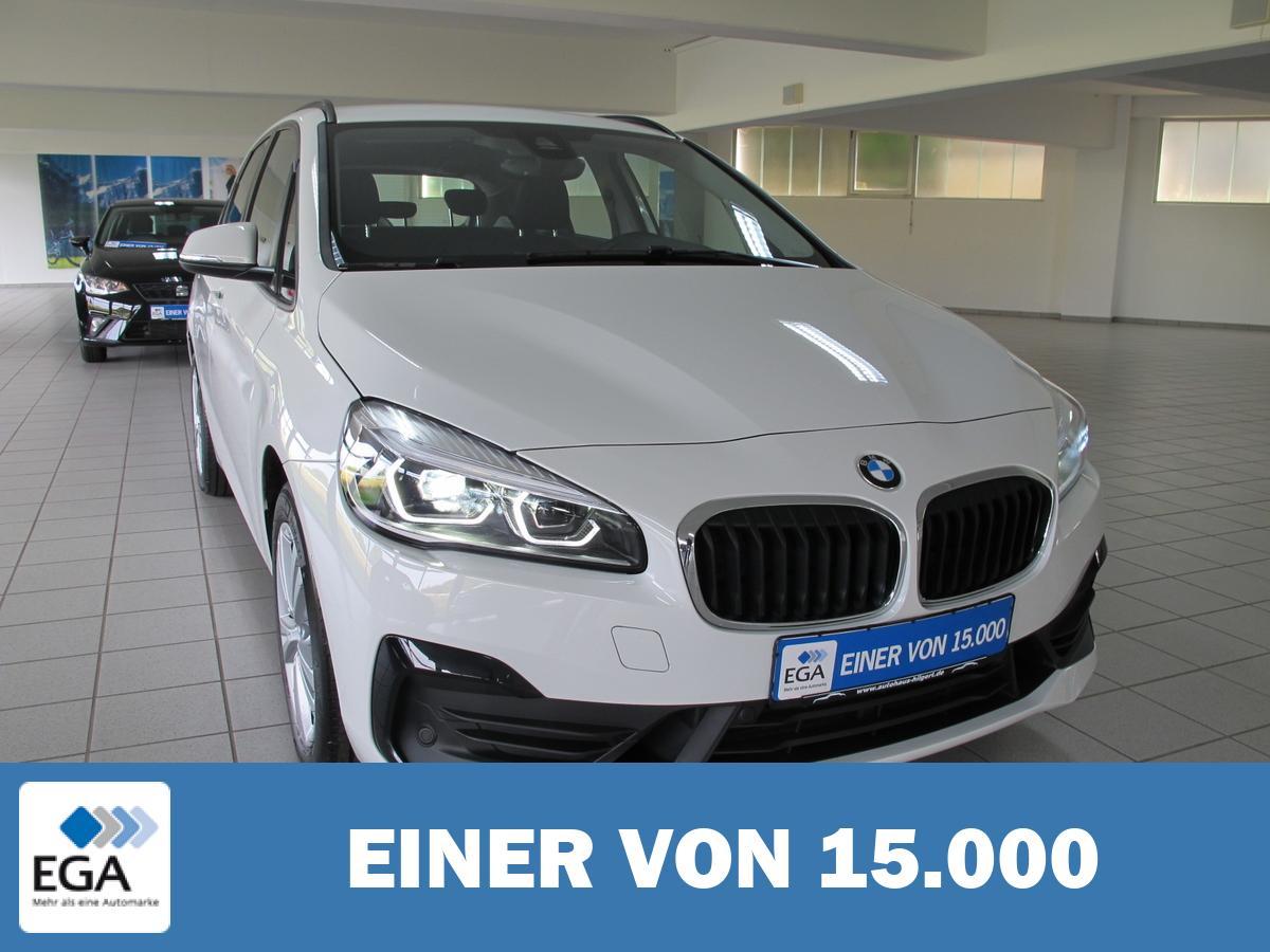 BMW 225 Active Toureri,X-Drive,AHK,PDC,LED,Sitzh.,231PS