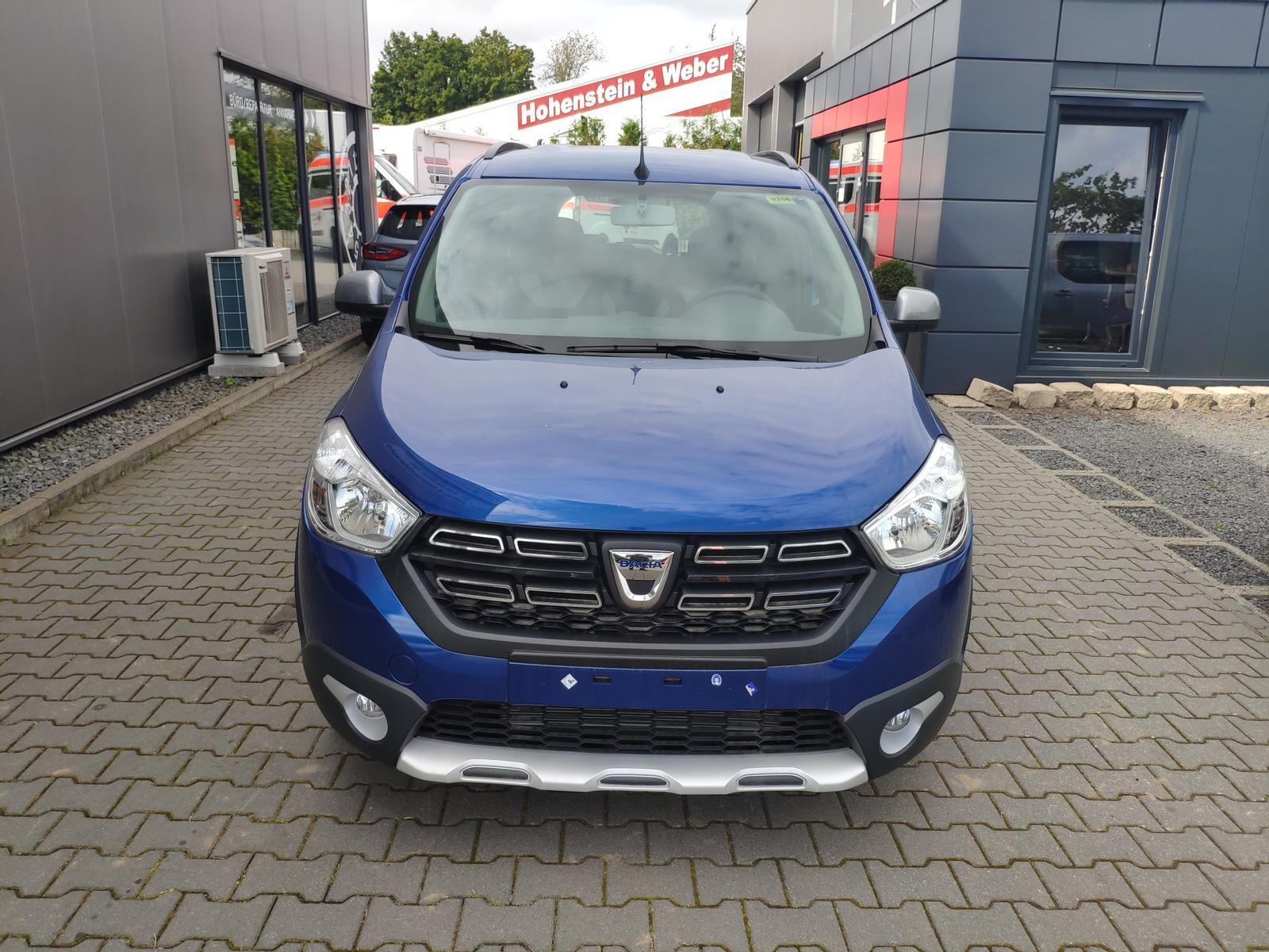 Dacia Lodgy Stepway 7 SITZER*KLIMA*TEMPOMAT