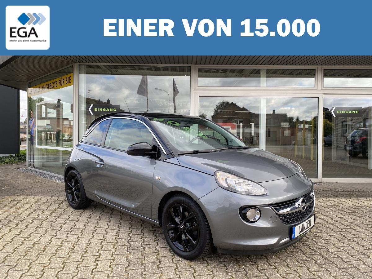 Opel Adam 1.2 Jam (Allwetterr.,Soundsystem,Garantie)