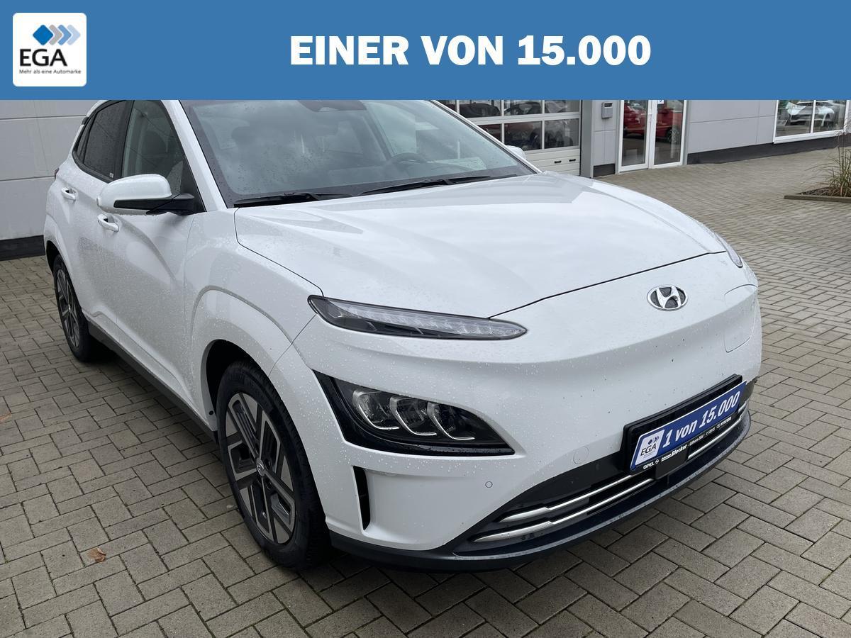 Hyundai Kona Elektro 150 kW, 64kWh Trend*Navi*Bluelink*Wärmepumpe*
