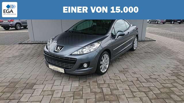 Peugeot 207 CC 120 VTi Platinum