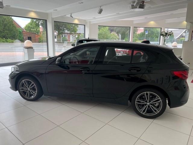 BMW 118i Steptronic Sport Line