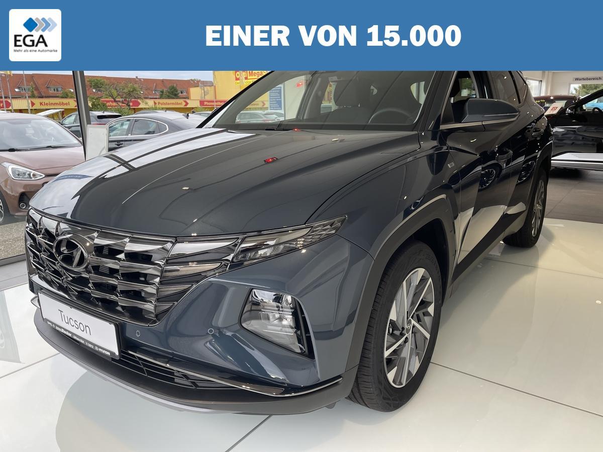 Hyundai Tucson 1.6 T-GDI TREND (+48V)*Krell*elektr. Heckkl*Assist-P*