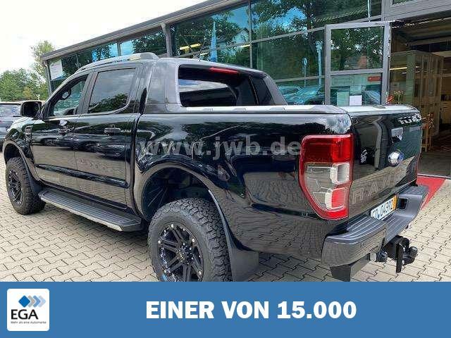 Ford Ranger Wildtrak 2,0 Standheizung Np60 elRollo 180€Steu