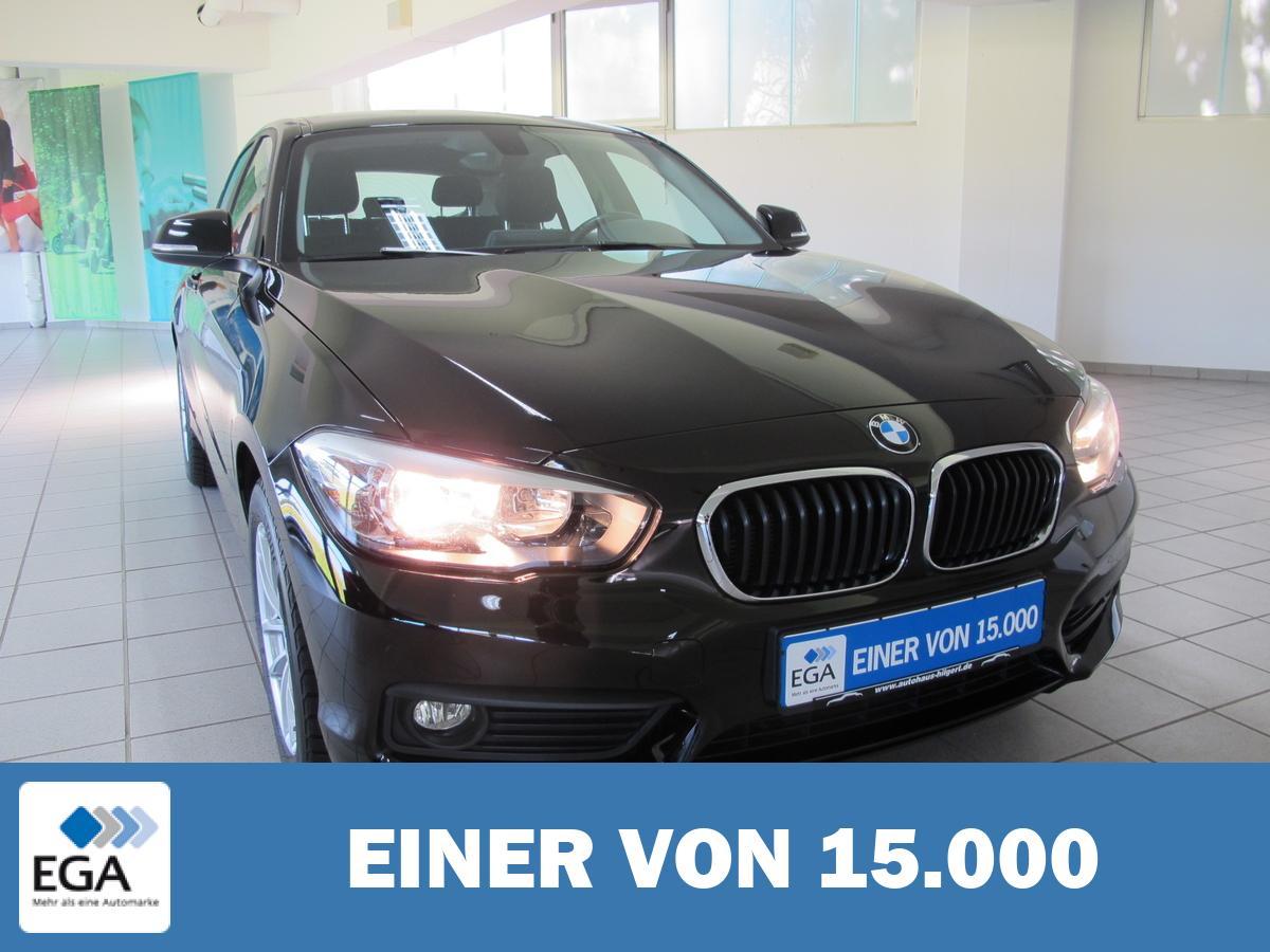 BMW 116i,Advantage,Sitzh.,PDC,Klimaautom.,Tempom.,M-Sportlenk.