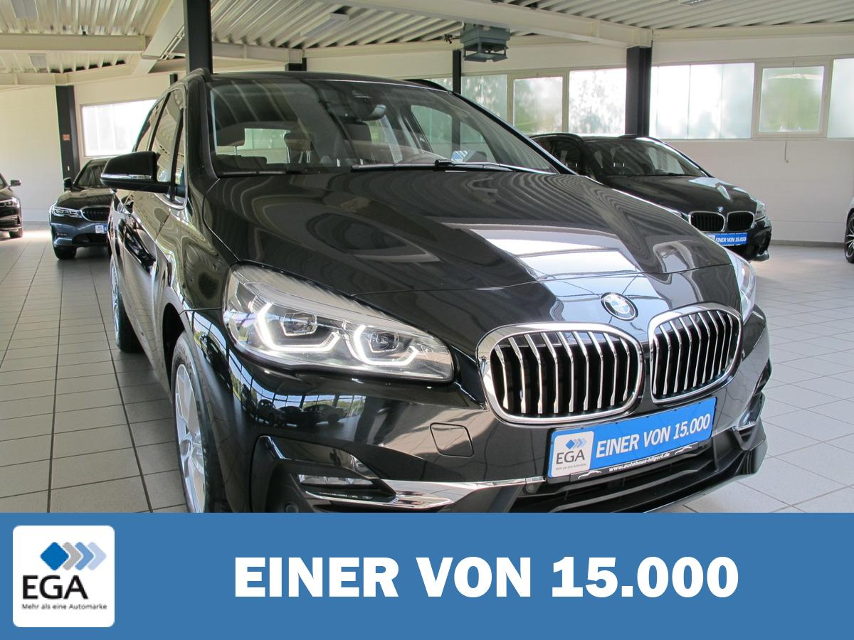 BMW 218 Active TourerLuxury Line *Leder Mokka*AHK * Panoramad.*