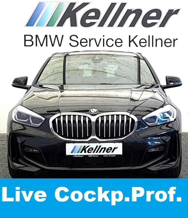 BMW 118i  M Sport, Live Cock.Profess.,Hifi