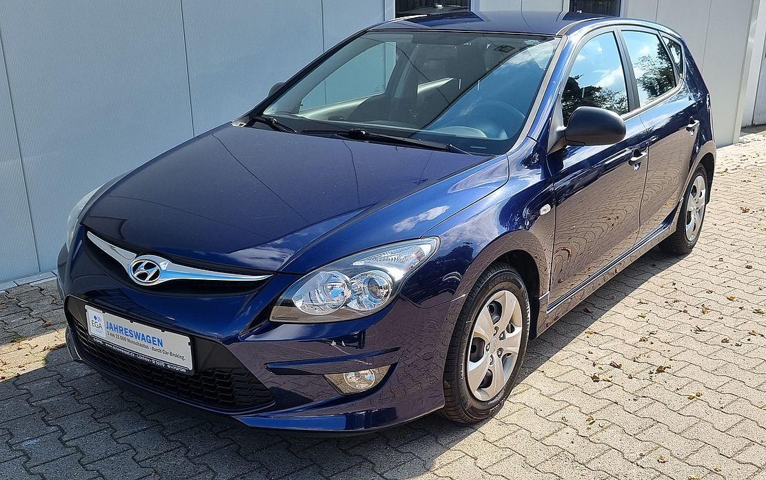 Hyundai i30 Classic 1.4 i Klima*Funk-ZV*ESP