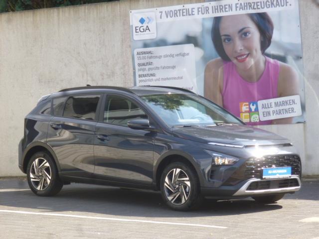 Hyundai Bayon 1.0 T-GDI Autom.- Sitzhzg - R.Cam - PDC - Alu