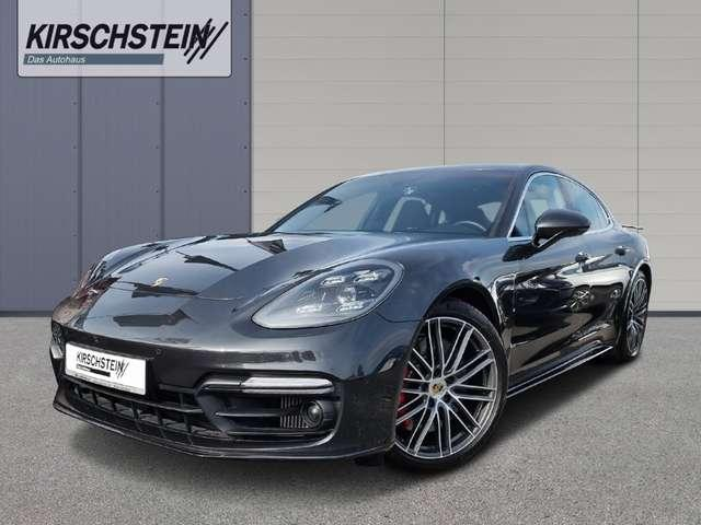 Porsche Panamera Turbo Chrono 4Radlenkung ACC Matrix Design