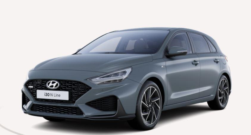 Hyundai i30 159 PS n. Modell! AT N-Line LED*Kamera*APP