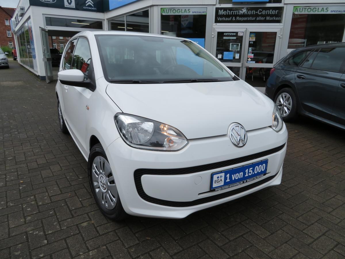 Volkswagen up! 1.0 BMT move Navi