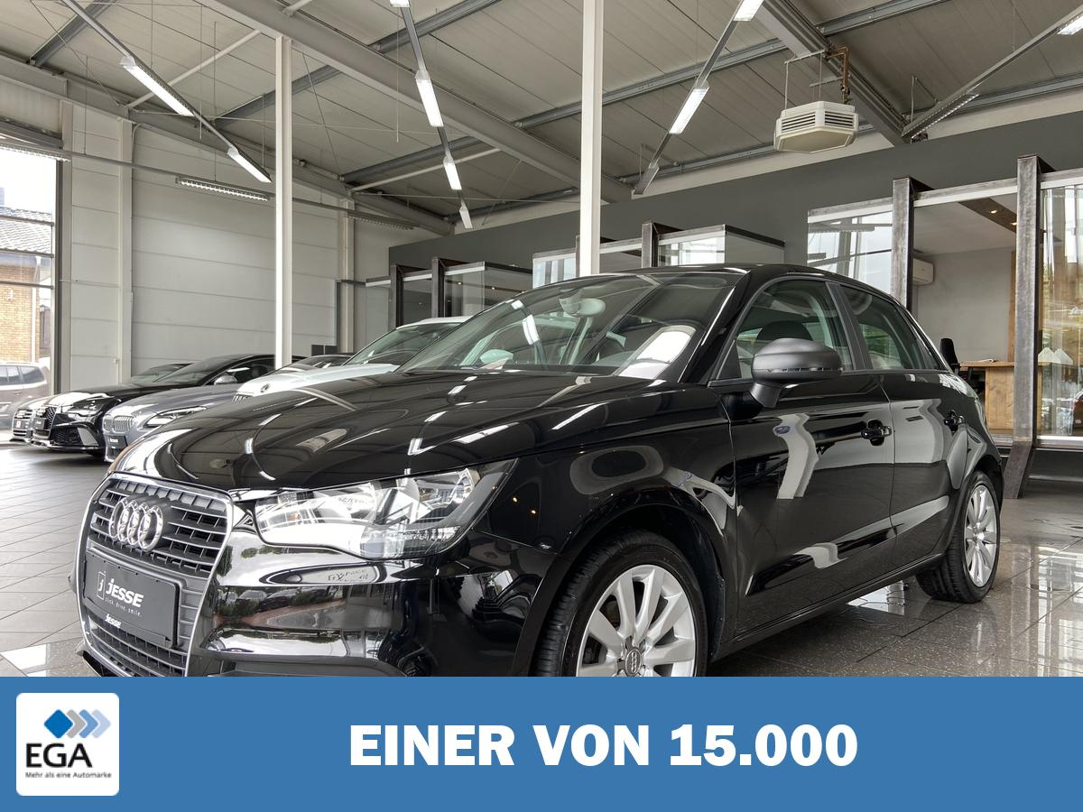 Audi A1 1.2 TFSI Sportback Ambition Navi Klima* PDC SHZ
