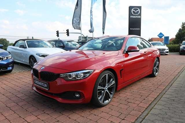 BMW 430i Advantage ++KAMERA+NAVI++