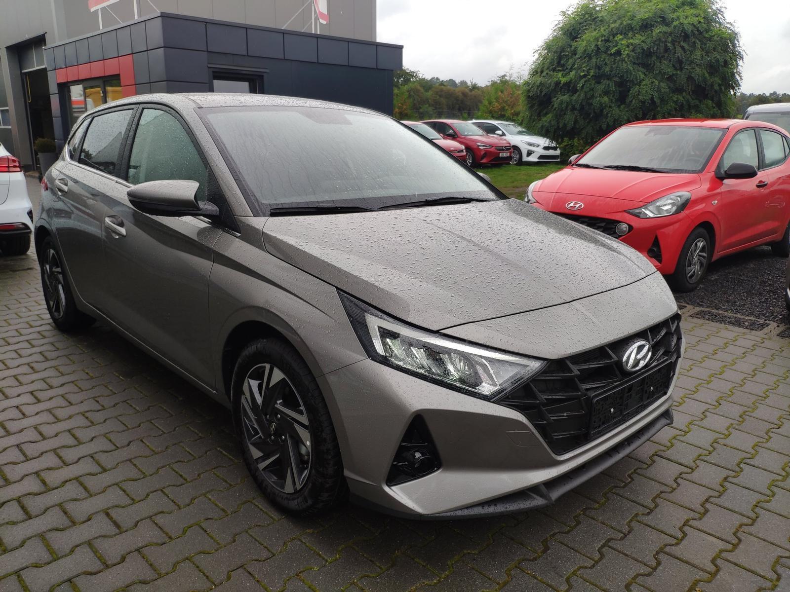 Hyundai i20 1.2 APP CONNECT*KAMERA*SHZ*LED*KLIMAAUTO.