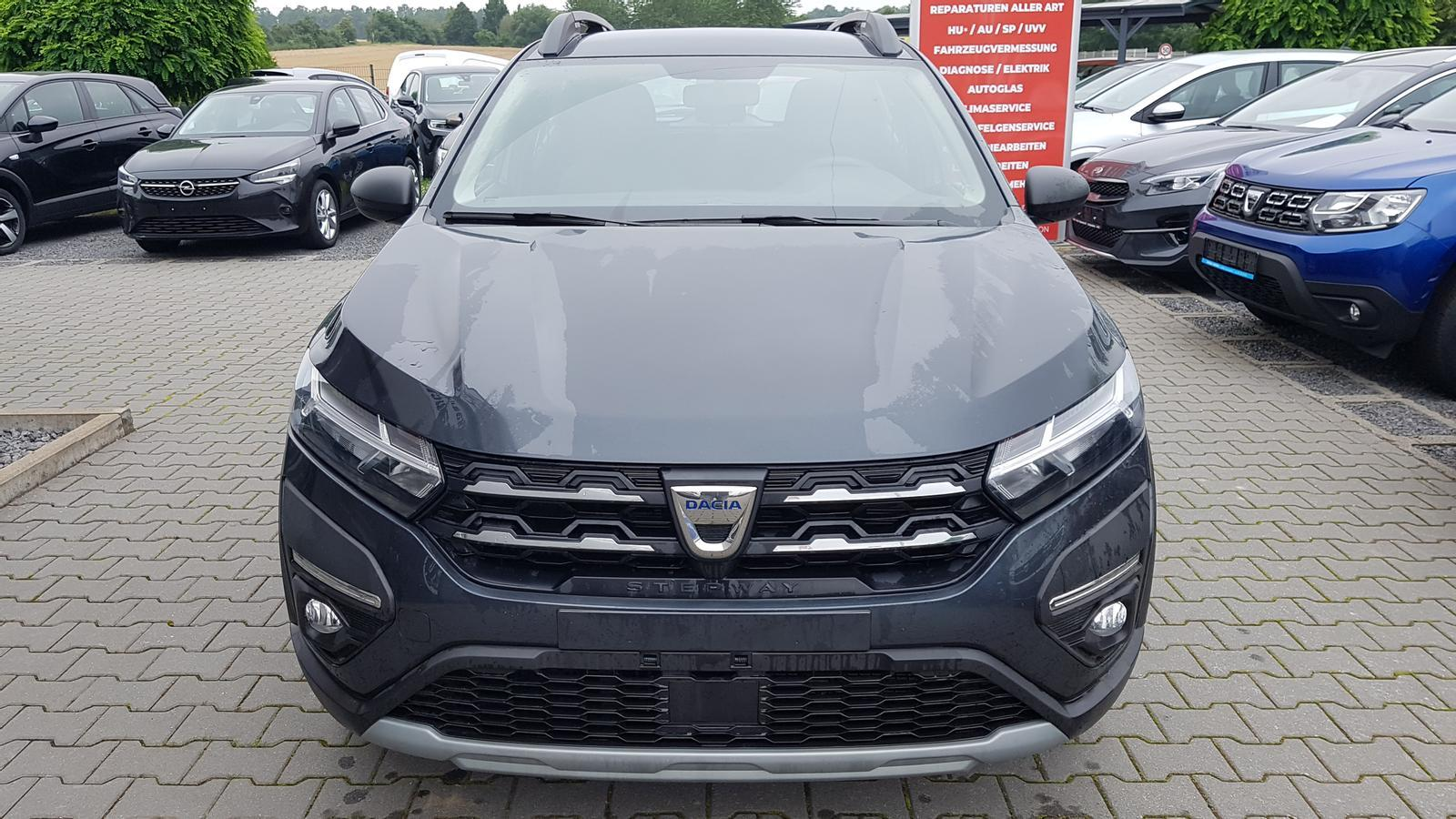 Dacia Sandero Stepway TCe 100 LPG *LED*Klima*ZV Funk
