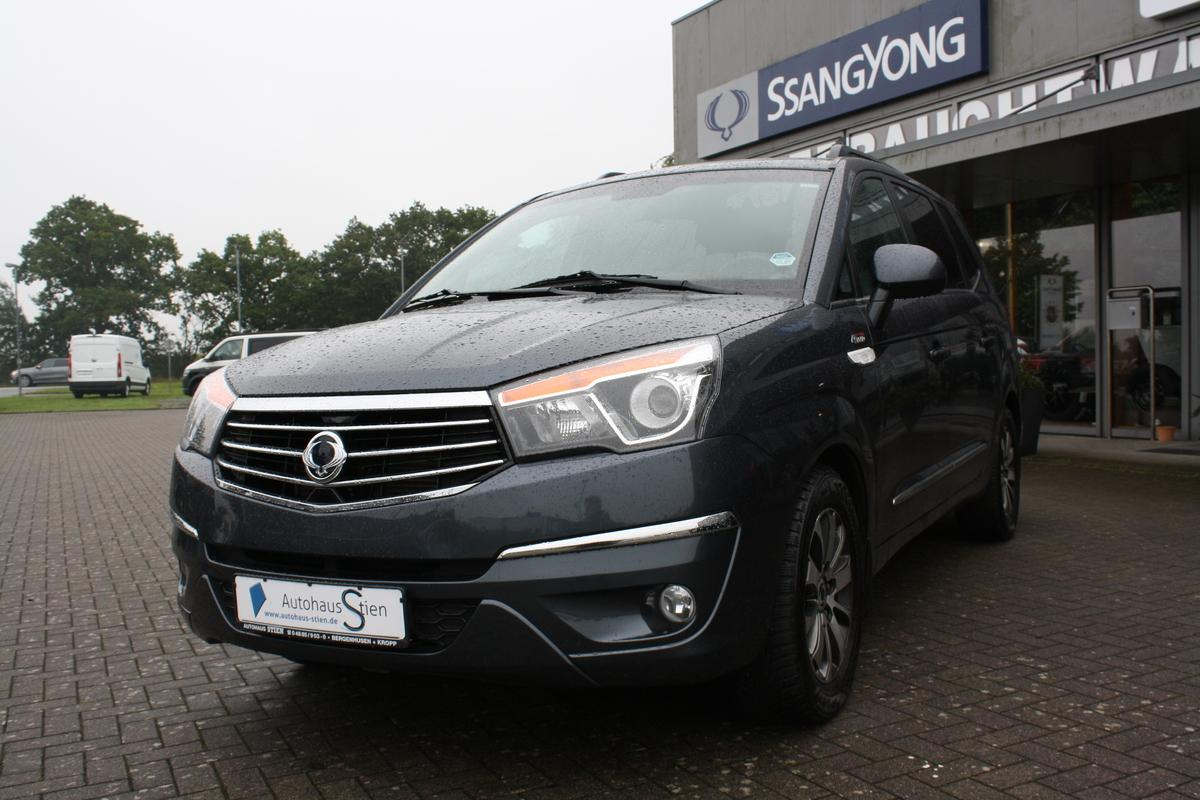 Ssangyong Rodius 2.2 TD Sapphire 4WD 6AT