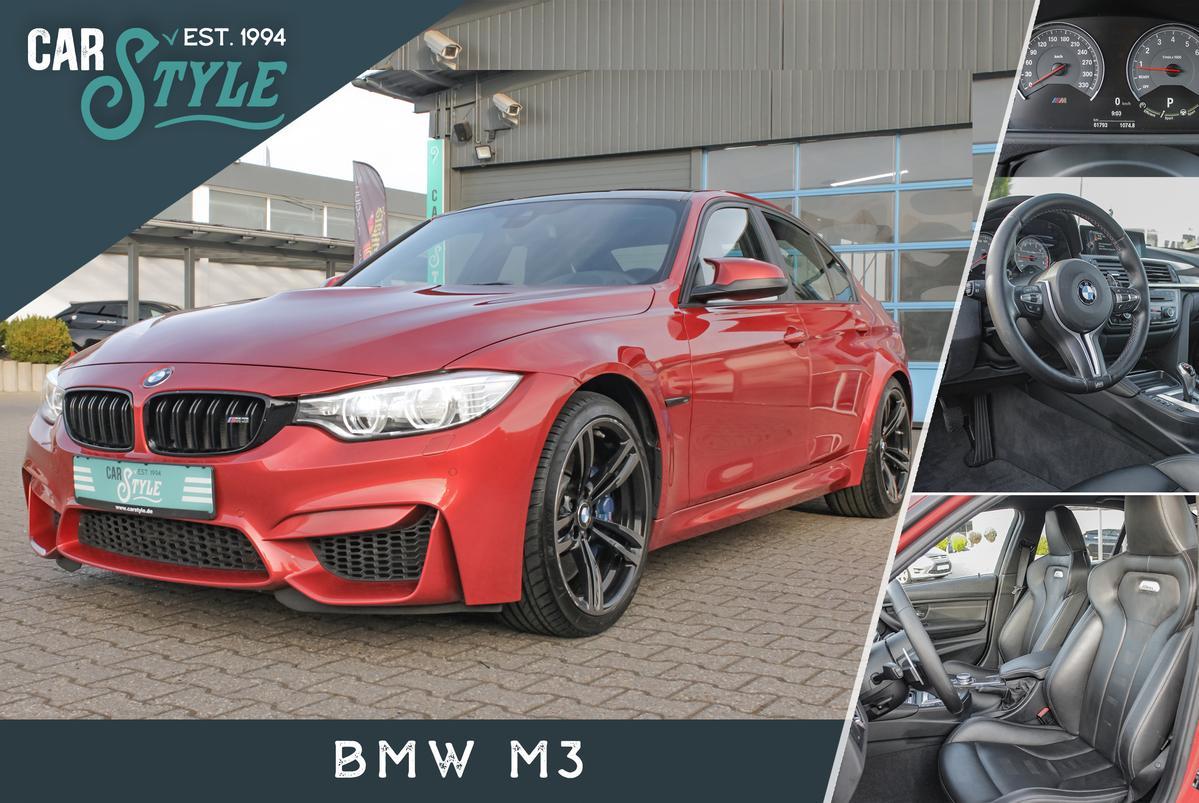 BMW M3 DKG Deutsches Fahrzeug H&K R.Cam