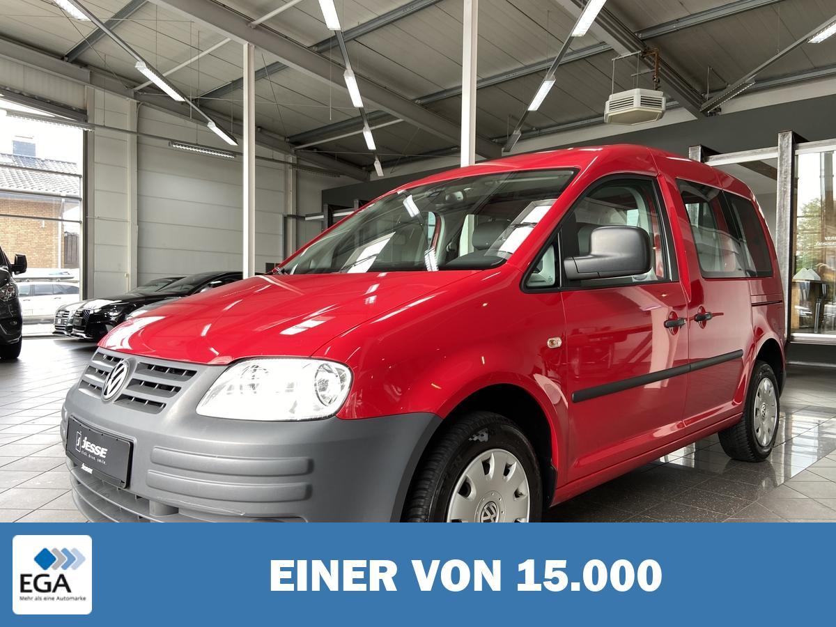Volkswagen Caddy 1.4 Life Gewinner-Caddy Klima*