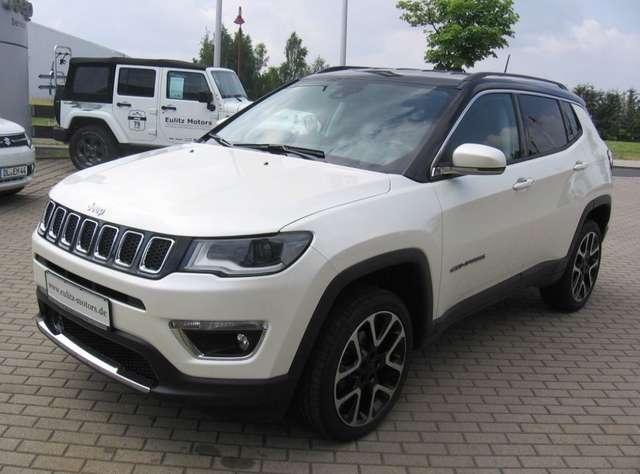 Jeep Compass Compass 2.0 MultiJet Active Drive Limited