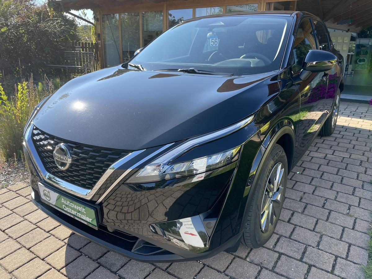 Nissan Qashqai 1.3 DIG-T Visia 140PS+ACC*Klima*Neues Model