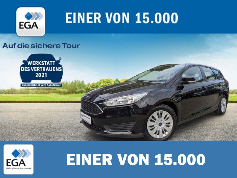 Ford Focus 1.0 EcoBoost EU6 Trend Start/Stopp