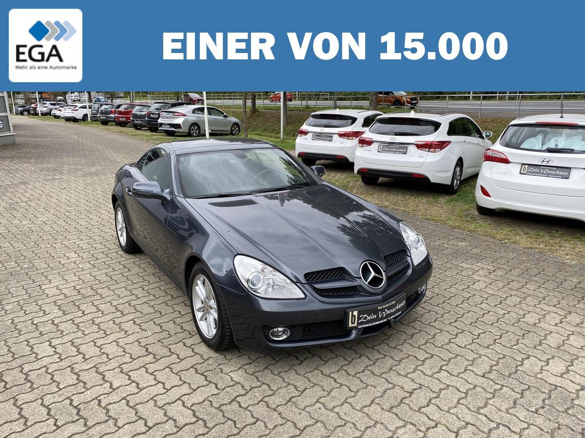 Mercedes-Benz SLK 200 Leder+ Bluetooth+ Sitzheizung