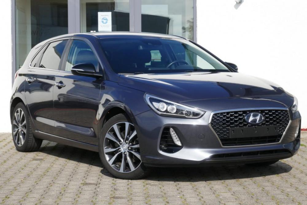 Hyundai i30 1.0 T-GDi 17Zoll/Navi/Kamera/Voll-LED!!