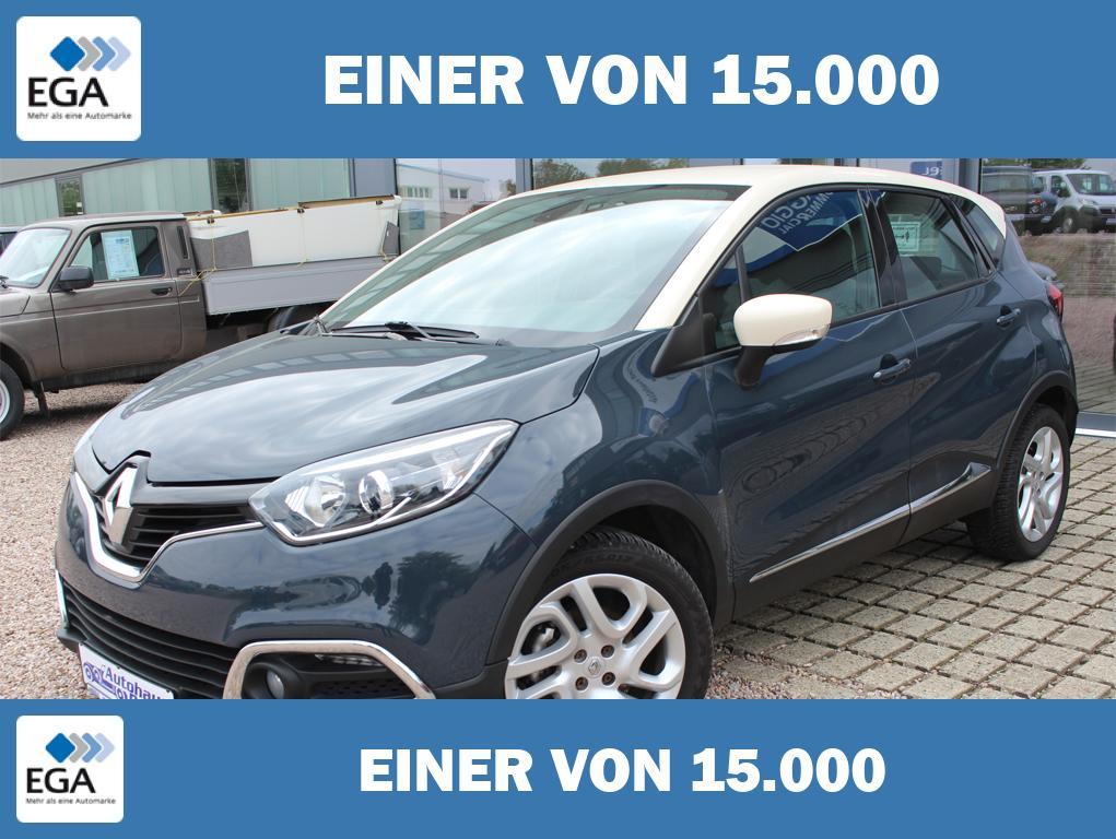 Renault Captur * Automatik* Navi* SHZ*Klimaautomatik*