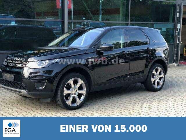 Land Rover Discovery Sport  AWD Pano AHK Leder Xenon NP60t