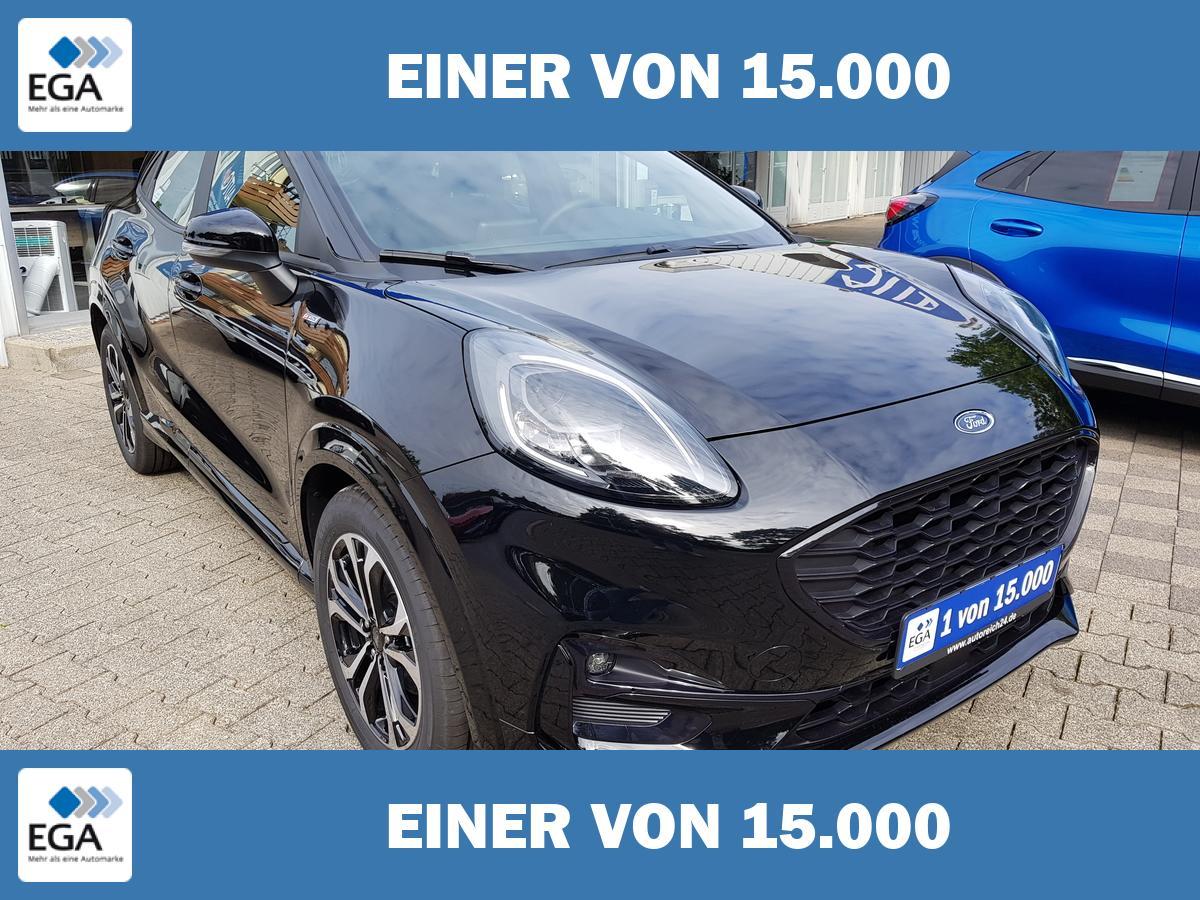 Ford Puma ST-Line MHEV Winterp. LED 5J.Garantie