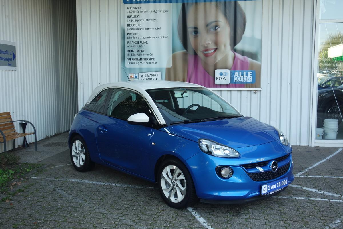 Opel Adam 1.4 JAM*KLIMA*PDC*WINTERPAKET*PRIVACY*ALU*INTELLILINK*