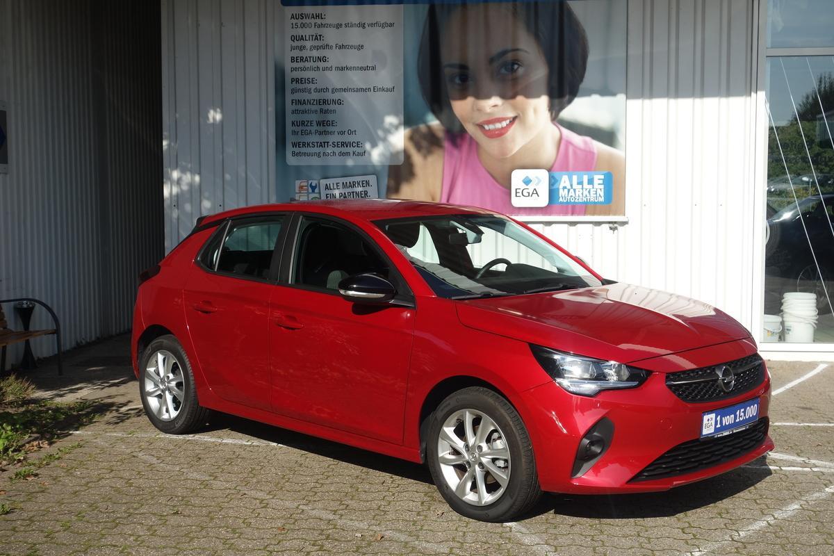 Opel Corsa F 1.2 Edition*ALU*KLIMA*TEMPO*BTH*LANE*MFL*NSW LED*ESP