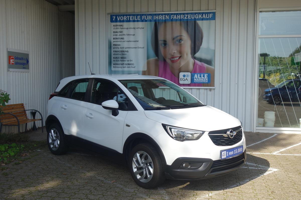Opel Crossland X 1.2 Turbo ALU*NAVI*TEMPO*LANE*PDC*DAB*NSW*MFL*BT