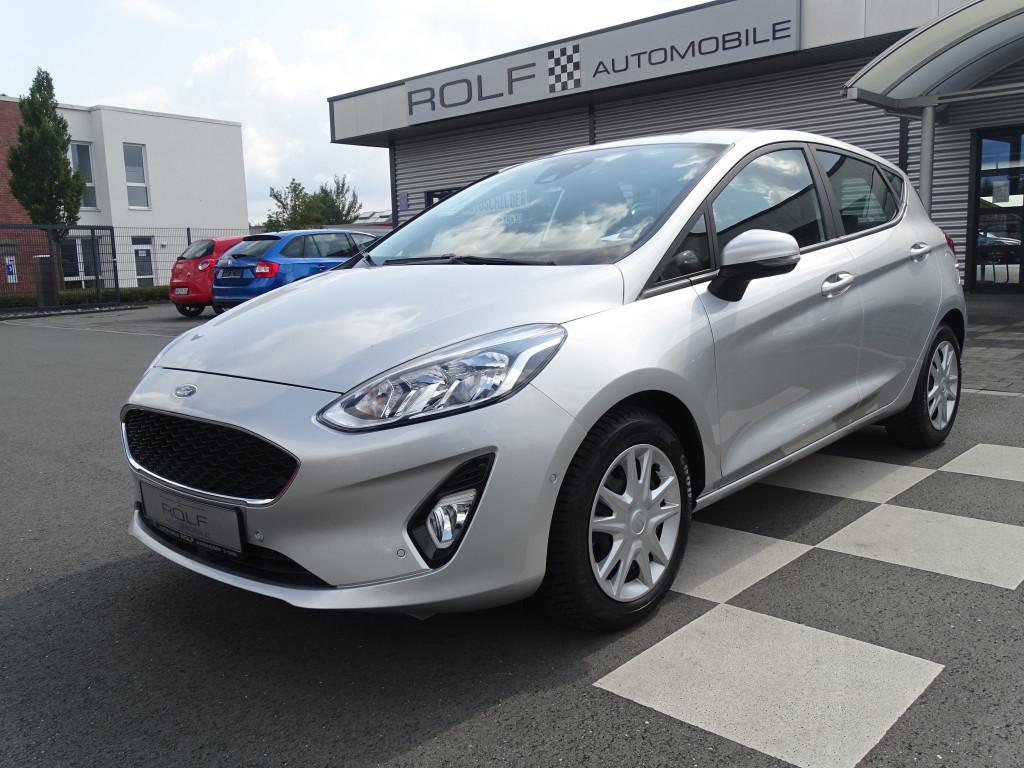 Ford Fiesta  1,1   Cool & Connect   Navi   Tempomat