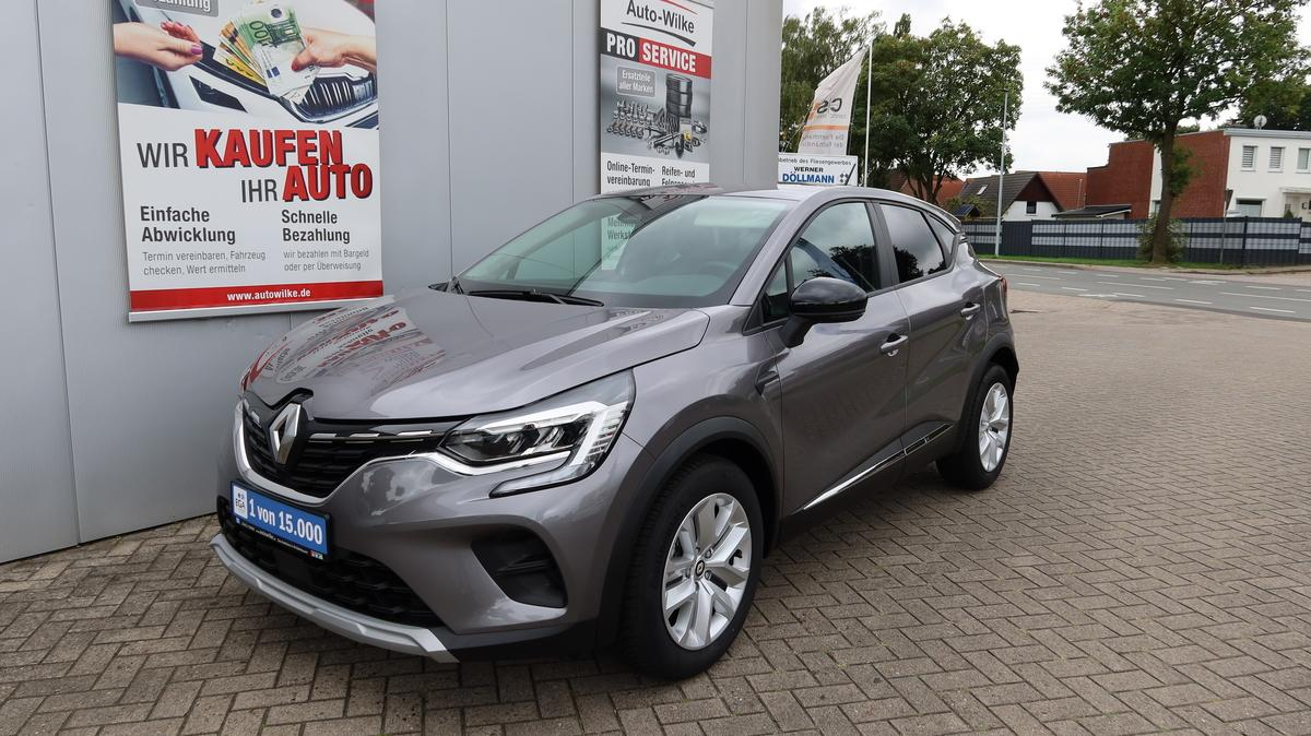 Renault Captur TCe 90 Experience *LED*BTH*ALLWETTER*