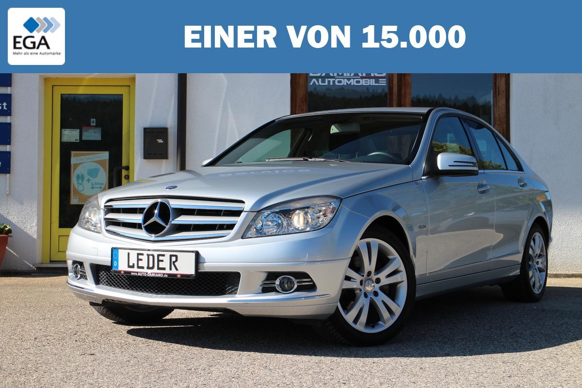 Mercedes-Benz C 200 CGI Automatik BlueEFFICIENCY Avantgarde *Leder* AHK*
