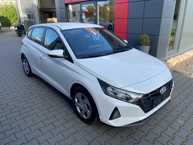 Hyundai i20 2021 Klima*Freisprech*ZV Funk